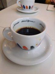 Czarna kawa